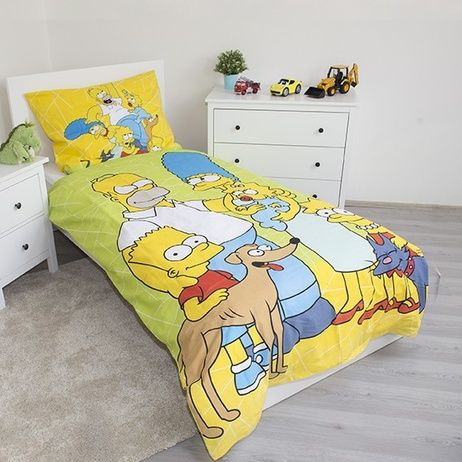 """The Simpsons family """"Green 02"""" obrázek 2"""