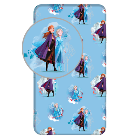Frozen 2 fitted sheet image 1