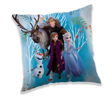 "Frozen 2 ""Blue"" cushion image 1"