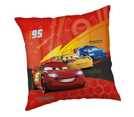 "Cars ""Red 02"" polštářek obrázek 1"