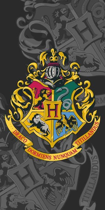 Harry Potter osuška obrázek 1