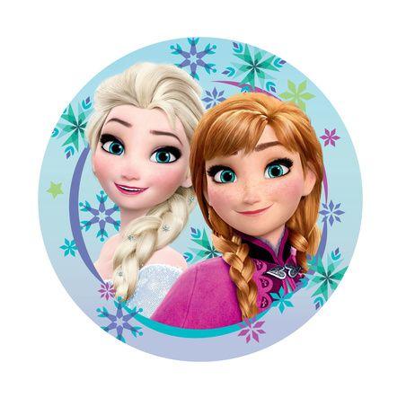"Frozen ""Sister"" shaped cushion image 1"