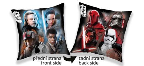 "Star Wars ""Light / Dark"" cushion cover image 1"