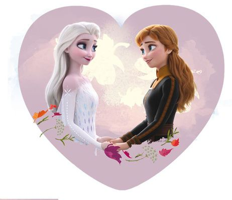 """Frozen 2 """"Wind""""  shaped cushion image 1"""