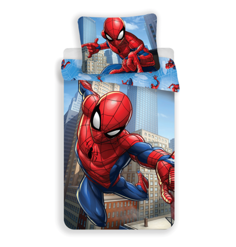 "Spider-man ""Blue micro"" image 1"