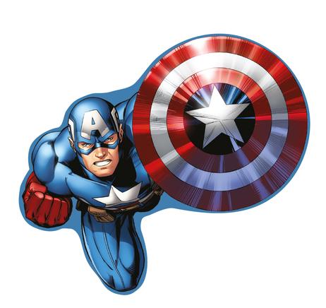 Avengers shaped cushion image 1