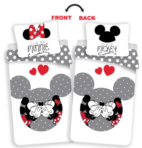 "Mickey and Minnie ""Love Grey"" image 1"