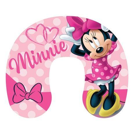 "Minnie ""Pink""  travel cushion image 1"