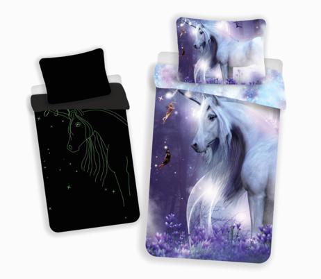 Unicorn with glowing effect image 1