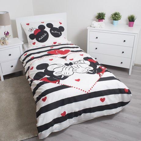 "Mickey and Minnie ""Stripes"" image 2"