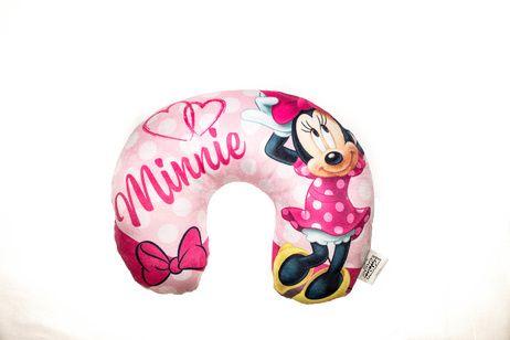 "Minnie ""Pink""  travel cushion image 3"