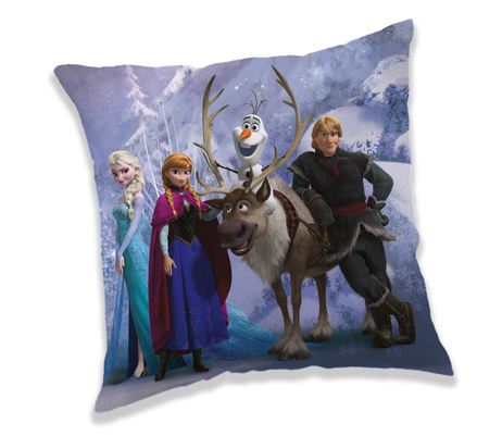 "Frozen ""Purple"" cushion image 1"