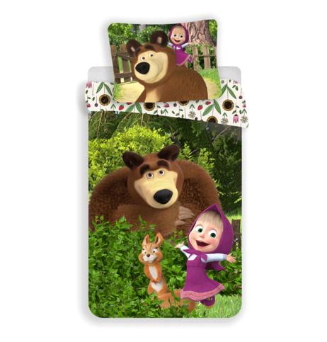 """Masha and the Bear """"Flowers"""" image 1"""