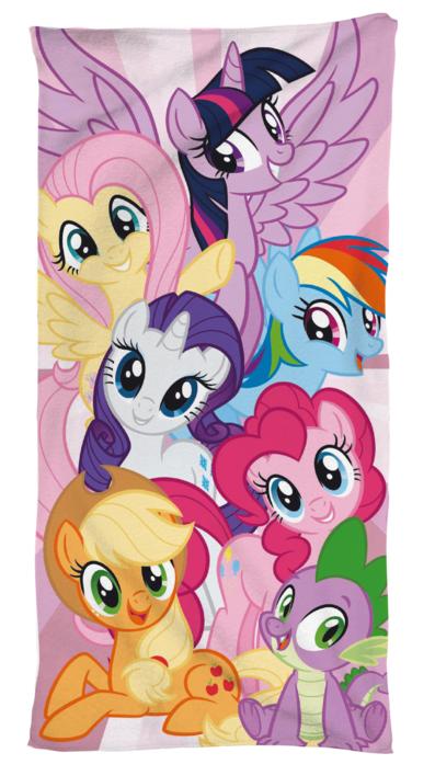 "My Little Pony ""MLP095"" beach towel image 1"