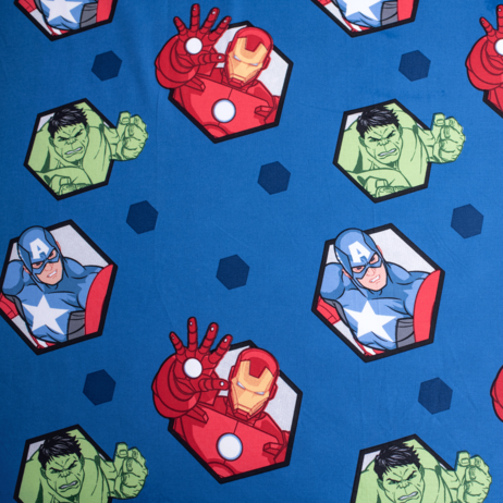 """Avengers """"03"""" fitted sheet image 3"""