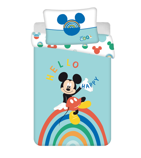 "Mickey ""Rainbow"" baby image 1"
