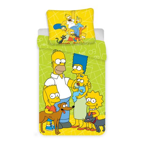 """The Simpsons family """"Green 02"""" obrázek 1"""