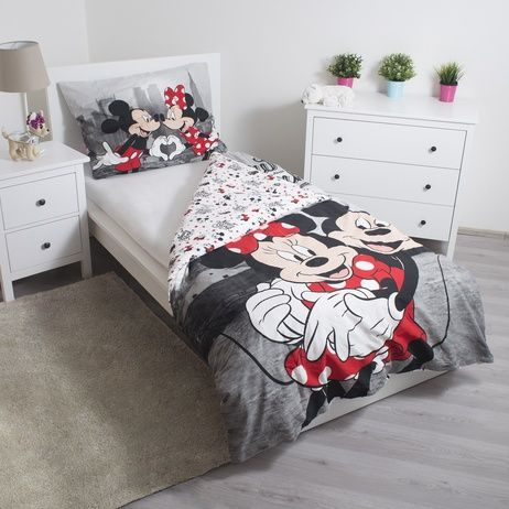 "Mickey and Minnie in New York ""Love"" (pillow 50 x 70 cm) image 5"