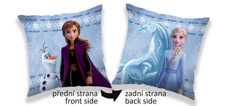 """Frozen 2 """"Sides"""" polštářek obrázek 1"""