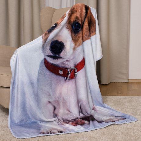 Jack Russell teriér mikroflanelová deka obrázek 3