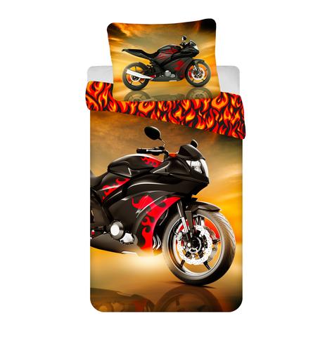 """Motorka """"Red"""" obrázek 1"""