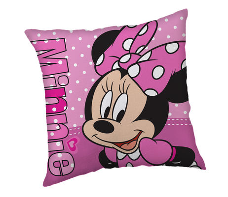 """Minnie """"Pink 04"""" polštářek obrázek 1"""