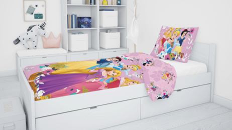 "Princesses ""Pink 02"" image 3"