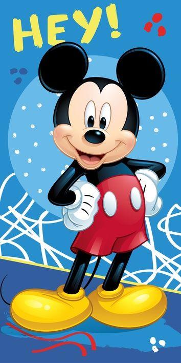 """Mickey """"043"""" osuška obrázek 1"""