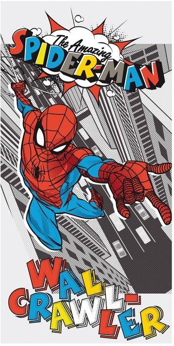 """Spider-man """"Pop"""" beach towel image 1"""