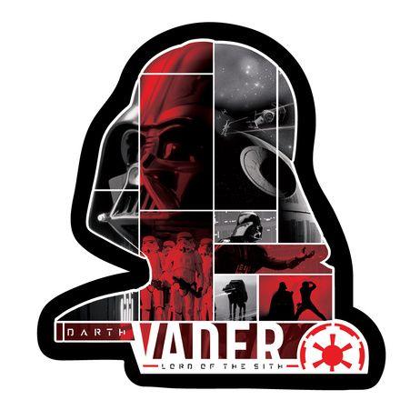 """Star Wars """"Darth Vader"""" shaped cushion image 1"""
