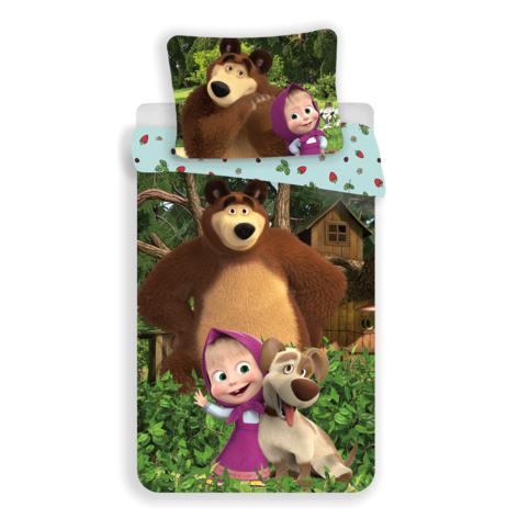 """Masha and the Bear """"Strawberry"""" image 1"""