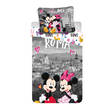 Mickey and Minnie in Roma image 1