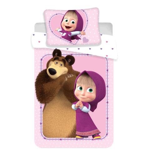 Masha and the Bear baby image 1