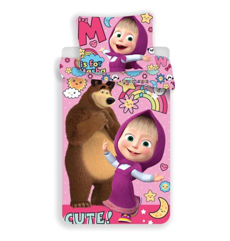 "Masha and the Bear ""Rainbow"" image 1"