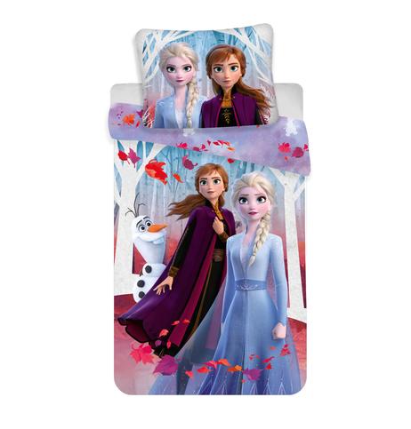 """Frozen 2 """"Leaves"""" (polštář 60 x 80 cm) obrázek 1"""