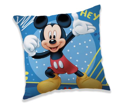 """Mickey """"Hey"""" cushion image 1"""