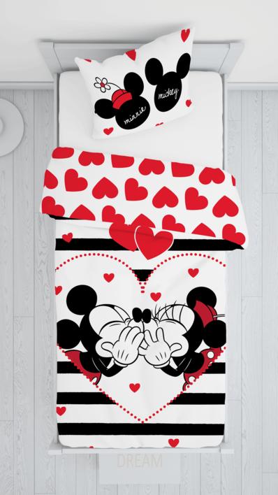 "Mickey and Minnie ""Stripes"" image 4"