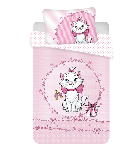 """Marie Cat """"Pink"""" baby image 1"""