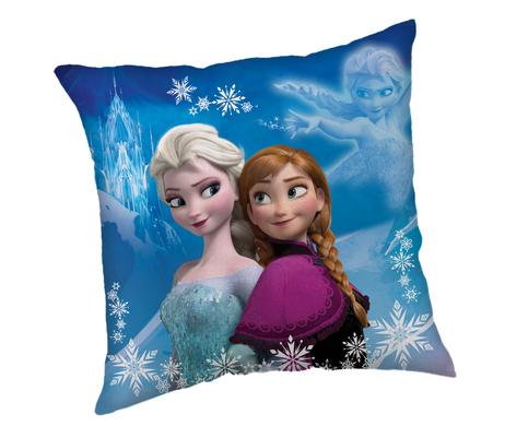 "Frozen ""Snowflakes"" cushion image 1"