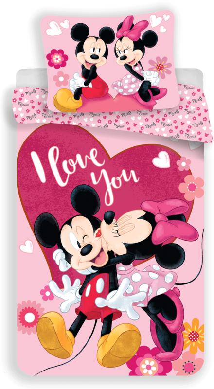 "Mickey a Minnie ""Kiss micro"""