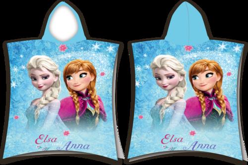 """Frozen """"Glitter"""" pončo"""