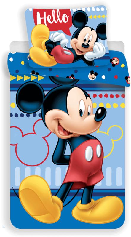 """Mickey """"004 Hello"""""""
