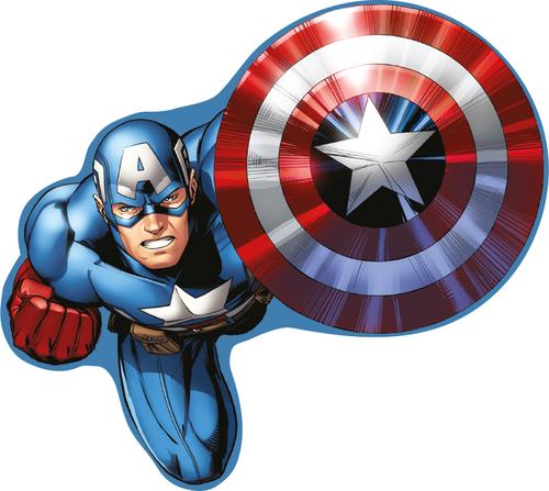 Avengers tvarovaný polštářek