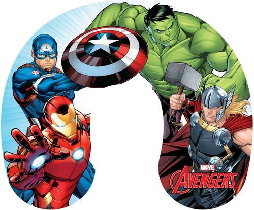 """Avengers """"02"""" cestovní polštářek"""