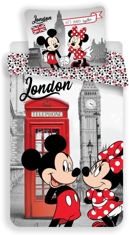 """Mickey a Minnie v Londýně """"Telephone"""""""
