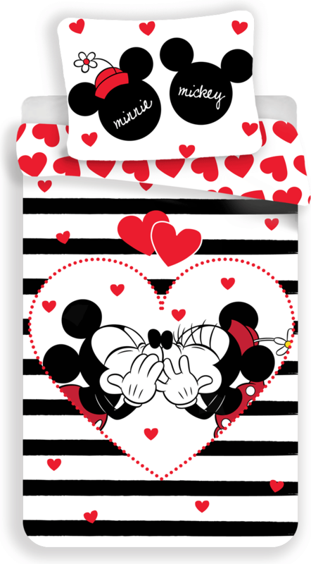 """Mickey a Minnie """"Stripes"""""""
