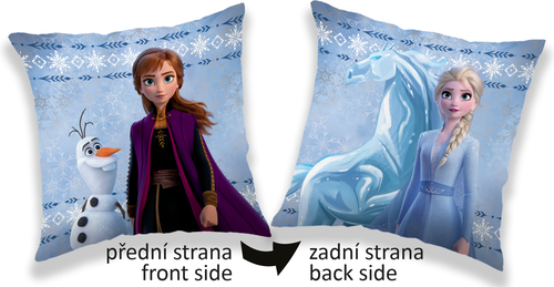 """Frozen 2 """"Sides"""" polštářek"""