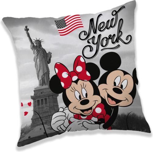 Mickey a Minnie v New Yorku polštářek