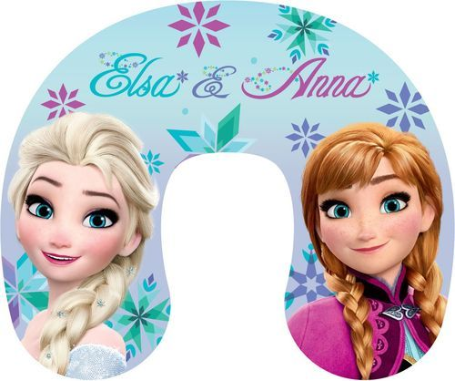 """Frozen """"Anna a Elsa"""" cestovní polštářek"""
