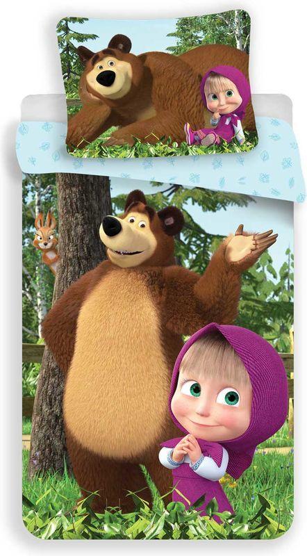 """Máša a Medvěd """"Forest"""""""